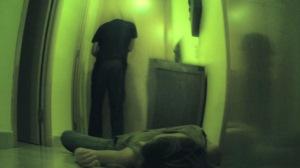 Uno de los fotogramas del cortometraje