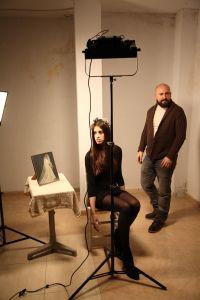 """Listos para una nueva fotografía de """"El profesor"""" (Foto de Patrici Pérez)."""